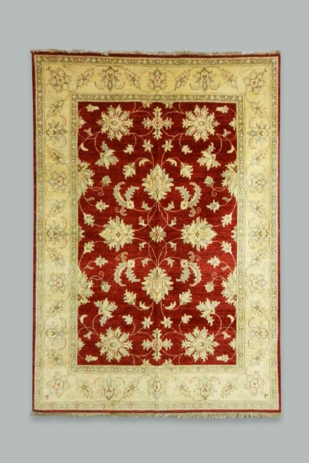 Red Chobi Rugs 245x172