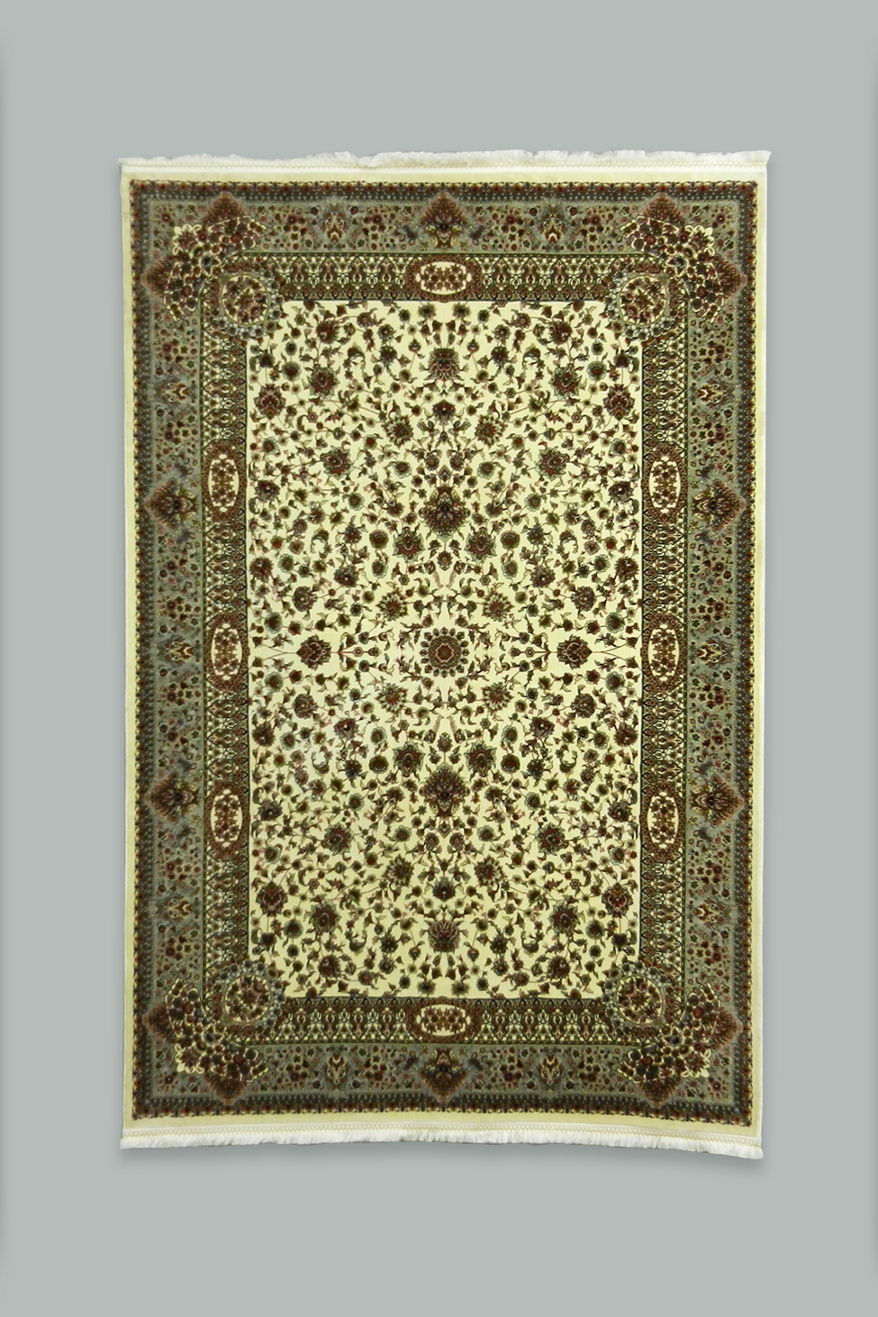 Silk Machine Carpet 230x160