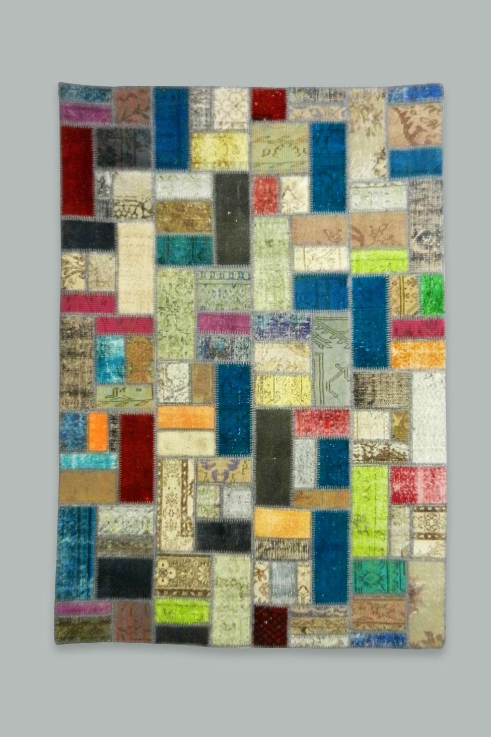 Vintage Patch Carpet 240x167