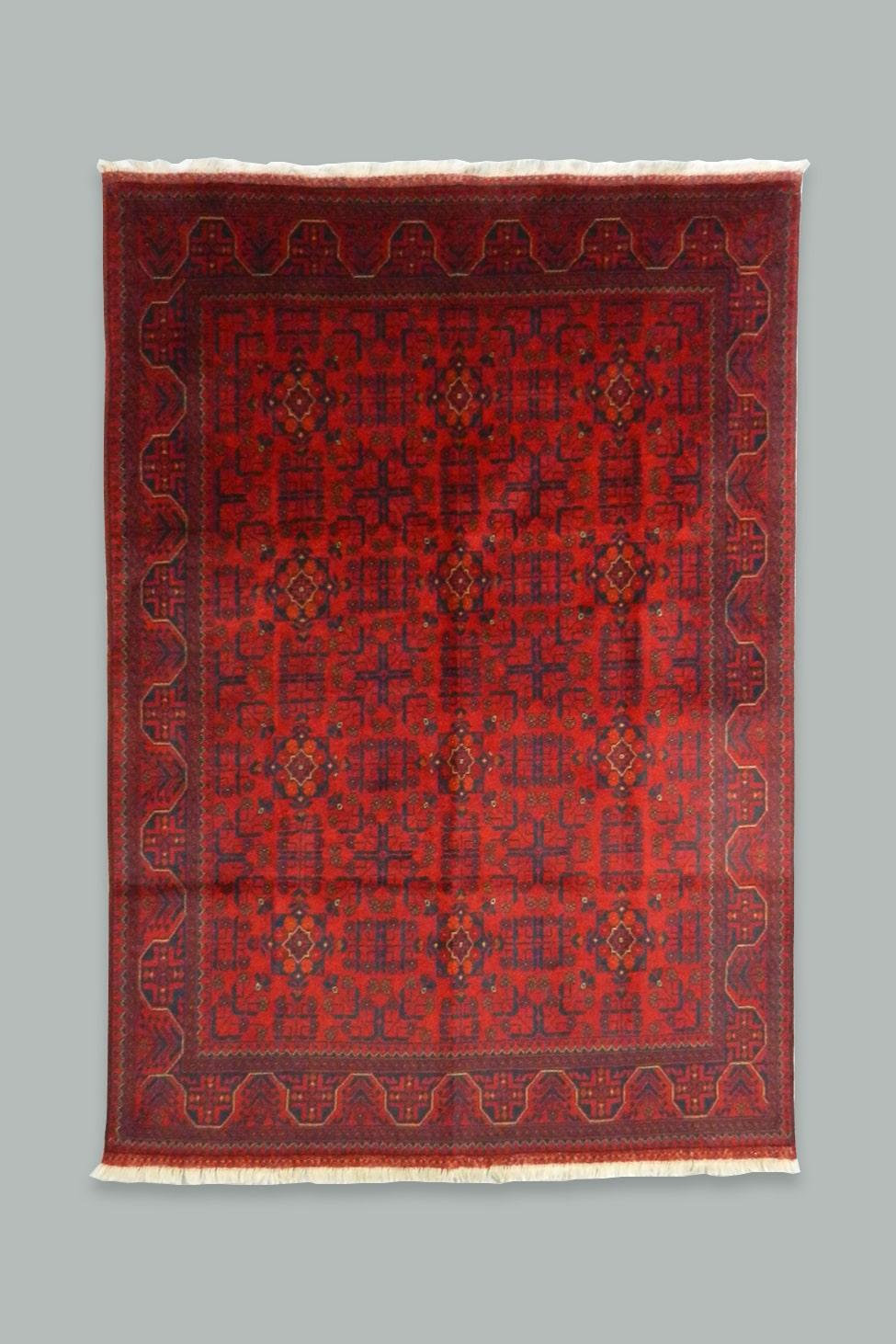 Turkoman Carpet 234x167